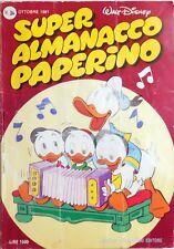 SUPER ALMANACCO PAPERINO 2 SERIE  N.16 DISNEY