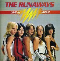 The Runaways - Live In Japan [CD]
