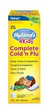 Hyland's 4 Kids Complete Cold 'n Flu 4 oz.