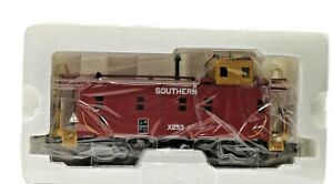 Vintage MTH Premier Extended Vision Southern Illuminated Caboose in Original Box
