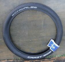 "24""x2.35 Schwalbe CraZyBoB BMX Cruiser Bicycle Tire Vintage Schwinn Chopper Bike"