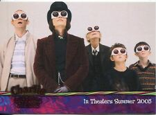 Charlie & The Chocolate Factory Pink Foil Promo Card Promo 03