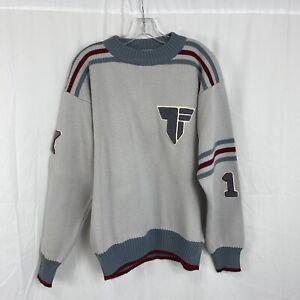 Vintage Tyrolia Ski Sweater Ti Rolla Kappa Size L