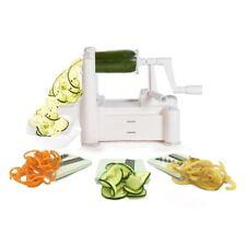 Spiralizer Tri-Blade Vegetable Spiral Slicer Veggie Pasta Maker