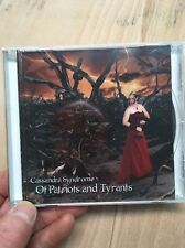 Cassandra Syndrome-Of Patriots And Tyrants CD 2006-2008 Figmental Records