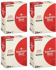 Seattle's Best Coffee Post Alley Blend Dark Roast K Cups 96 Count BBD 7/2020