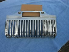 1947 Cadillac dash radio speaker bezel grille trim