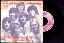 """BO DONALDSON And The Heywoods - Billy, Don't Be A Hero +1 - SPAIN SG 7"""" Emi 1974"""