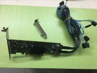 LSI MegaRAID 9217-8I 8-Port External 6Gb/s SAS/SATA RAID Card+2*SFF-8087 cables