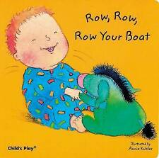 *BRAND NEW* ROW, ROW, ROW YOUR BOAT by CHILD'S PLAY