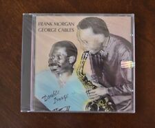 Double Image by Frank Morgan (Sax)/George Cables (CD, 1986, Contemporary) NEW
