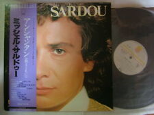 PROMO LABEL / MICHEL SARDOU S/T SAME / WITH OBI