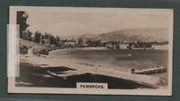 Pembroke Township Lake Wanaka New Zealand Pacific Oceana  1920s Trade Ad Card