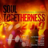 SOUL TOGETHERNESS 2019 15 Modern Soul Room Gems NEW & SEALED CD (EXPANSION)