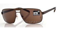 Mont Blanc Sunglasses 322/S Dark Bronze 34F Men's Luxury Fashion MB322S 61mm