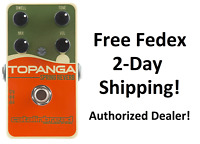 New Catalinbread Topanga Spring Reverb Guitar Effects Pedal