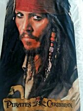 Pirates Of The Caribbean/Capt. Jack Sparrow Beach Towel from Disney Parks