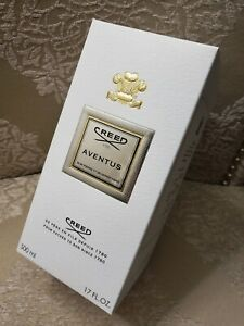 CREED AVENTUS MEN 17oz / 500ml Perfume NEW IN BOX (Free Ship) 19P11 BATCH
