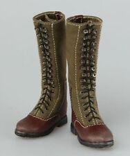 DRAGON DREAMS 1/6 WW II GERMAN AFRICA KORPS LUCA Boots - Cloth & Leather