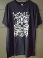 NAPALM DEATH T-shirt hardcore punk grindcore