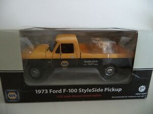 FIRST GEAR FORD F100 STYLESIDE  PICKUP NAPA  1973   1/25TH SCALE   IN  BOX