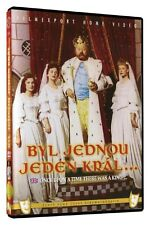 Byl jednou jeden kral / Once Upon A Time There Was A King Czech DVD Engl.sub.