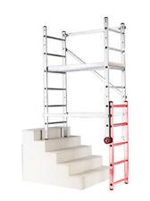 Trabattello alluminio multiposizione trasformabile in 6 posizioni (H. m 1,73)
