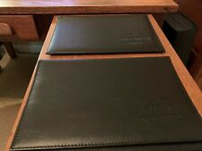 Lot of 2 Harley Davidson embossed Owner's Manual Covers
