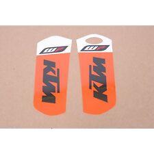 79001994050 KTM WP Gabelschutz Aufkleber WP Suspension Sticker Decal Orange