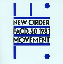 New Order - Movement [New CD]