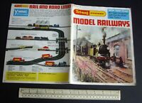 """Tri-ang Hornby Catalogue 1967 Rockets & Missiles.  4 pages of """"Battle Space"""""""