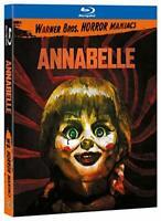 Annabelle - WARNER BROS. HORROR MANIACS (Blu Ray) - BluRay O_B004174