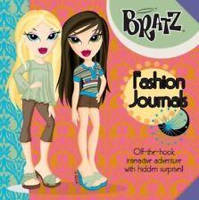 """New, """"Bratz"""" Resort Fashion Journal (Bratz Interactcive Storybook), , Book"""
