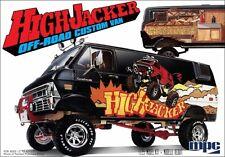 MPC  HighJacker Off-Road Custom 1974 Ford Van  model kit 1/20