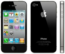 Apple iPhone 4S 16 GB Teléfono inteligente Negro Excelente-Caja Original-red de Vodafone
