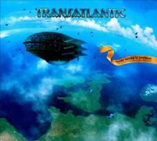 TRANSATLANTIC - MORE NEVER IS ENOUGH: LIVE @ MANCHESTER & TILBURG 2010 NEW CD