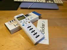 iClicker 2 Student Remote 2nd Edition -Includes box, manual, batteries Excellent