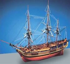 "Beautiful, Detailed Wooden Model Ship Kit by Caldercraft: the ""HMAV Bounty"""