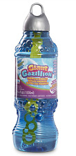 Gazillion Bubbles 1 Liter Giant Bubble Solution, Blue