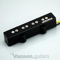 NEW Wilkinson WJB AlNiCo Bass Pickup (Bridge) for 'JB' type guitars, Jazz