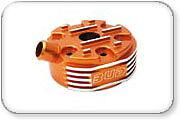 Culasse BUD RACING KTM 125 SX 02-06