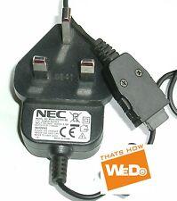 NEC POWER SUPPLY MU03-5053055-B2 5.3V 550mA UK PLUG