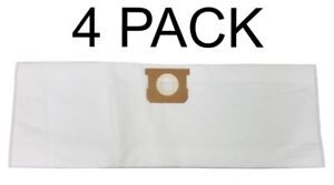 (4) Drywall Bags for Shop Vac 90671 Type H