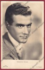 MASSIMO SERATO 08 ATTORE ACTOR ACTEUR CINEMA MOVIE - ODERZO Cartolina FOTOG 1958