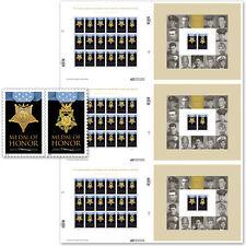 USPS New Medal of Honor: Korean War Press Sheet with Die Cuts