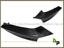 DP Style Carbon Fiber Front Splitter Lip For 2014-2017 BMW F22 M-Sport 228i 235i