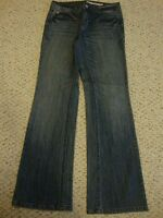 Women's DKNY stretch boot cut jeans, 6