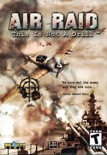 AIR RAID This is Not a Drill - Brand New in sealed Mini Box - PC Shooter