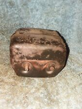 Husqvarna 51 chainsaw muffler missing 1 nut OEM part bin1019