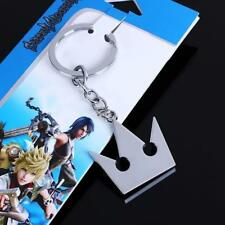 Kingdom Hearts Metal Keychain Key ring Pendant Japanese Anime #5